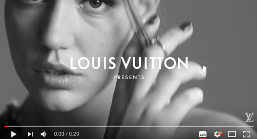 動画ブランディングLouis Vuitton - Tambour Horizon Connected Watch