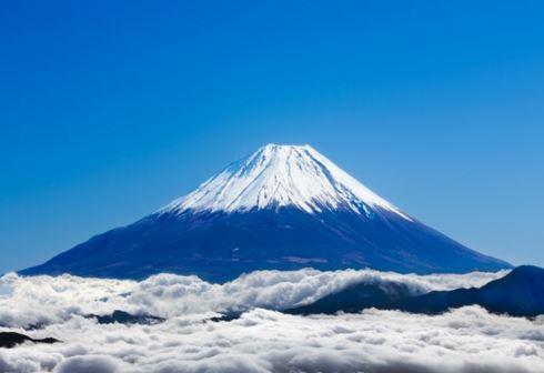 複利の力 富士山