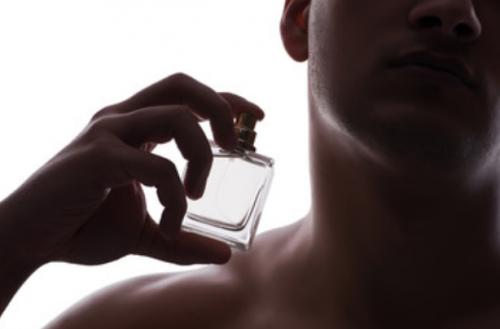 営業マン 香水