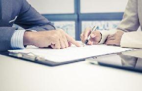 営業マンは契約書が重要