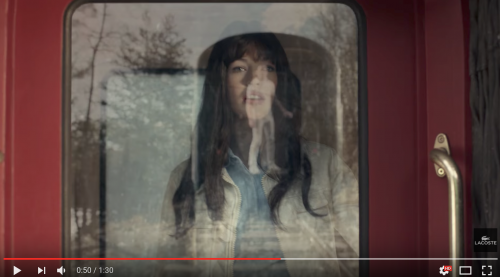 動画ブランディング:Lacoste – Timeless, The Film