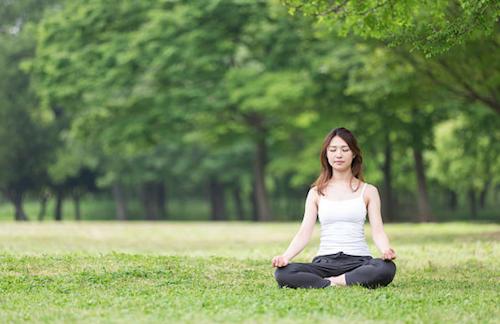 マインドフルネス 瞑想