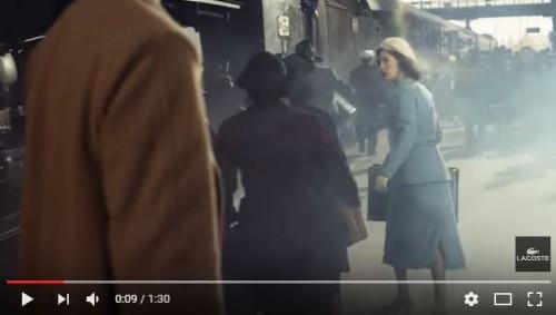 ブランディング戦略Lacoste – Timeless, The Film